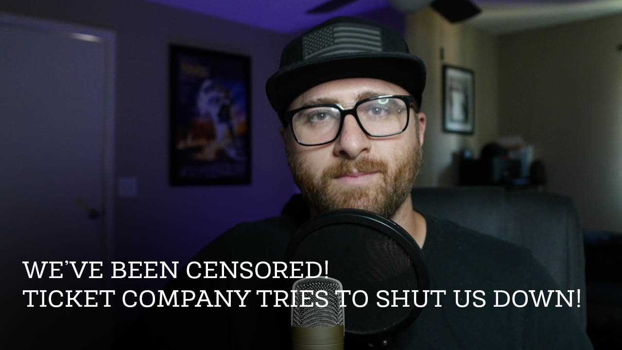 We've been CENSORED!! THREATS, Censorship and Cancel Culture Against GOOD Data