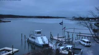 Southampton Marine Science Center Webcam  January 15, 2018