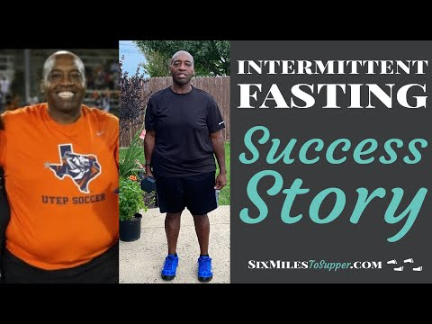 Rydell Lost 124 Pounds in 14 Months Eating One Meal A Day Intermittent Fasting Success Story