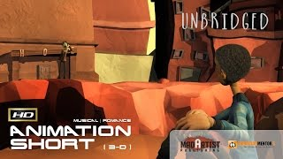"CGI 3D Animated Short Film ""UNBRIDGED"" Romantic Animation by Jose Felizardo"