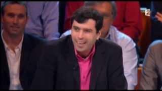 Michel Kupiec imite Laspalès et Ruquier sur France 2