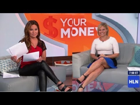 Robin Meade And Jennifer Westhoven 92818 Youtube