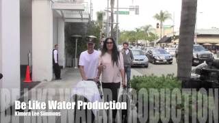 Kimora Lee Simmons shows off her new family