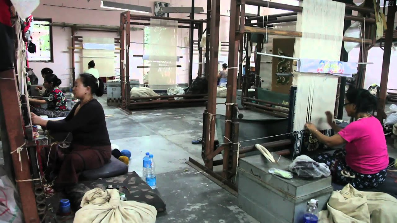 Imex Tibetan Fair Trade Carpet Factory Dehra Dun India
