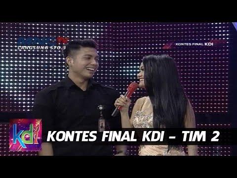 Romantisnya Juju Mumu dan Juan Bianca - Kontes Final KDI Tim 2 (14/5)