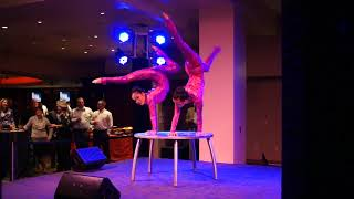 Duo Contortion - Las Vegas