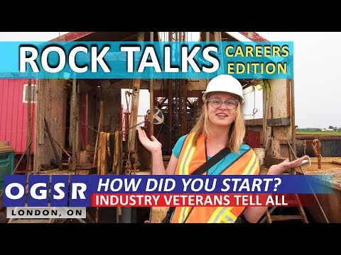 We Asked Professionals About Landing Your First Job In Geology - Rock Talks