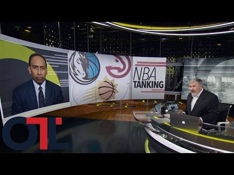 Stephen A. Smith on NBA tanking: 'You can only do so much as a league' | Outside The Lines | ESPN