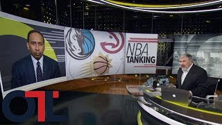 connectYoutube - Stephen A. Smith on NBA tanking: 'You can only do so much as a league'   Outside The Lines   ESPN