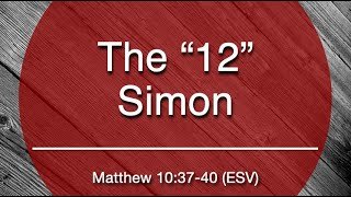 "The ""12"" Simon"