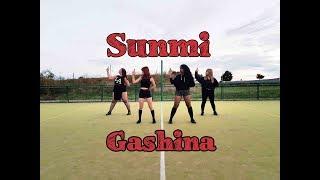Video SUNMI(선미) - Gashina(가시나) - Dance Cover By ★ Uni-T ★ download MP3, 3GP, MP4, WEBM, AVI, FLV April 2018