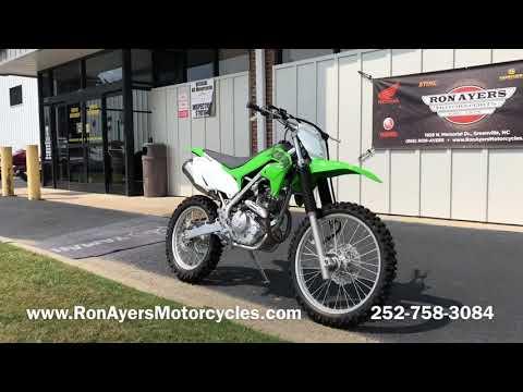 2020 Kawasaki KLX 230R - Ron Ayers Motorsports