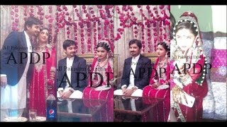 Babar Khan 2nd Wedding Pictures with Bisma Khan