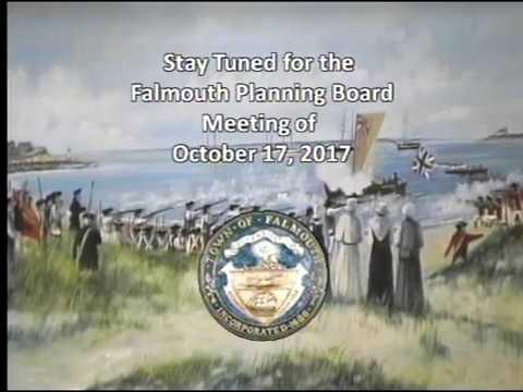 Planning Board October 17, 2017