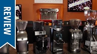 Review of Popular Home Use Coffee Grinders
