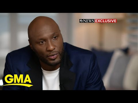 Sherry Mackey - Lamar Odom Has Gotten Saved