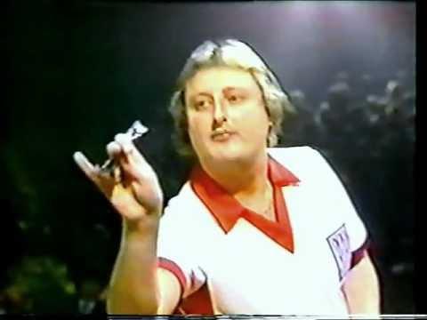 Jocky Wilson V Eric Bristow Scotland V England Home Internationals 1986