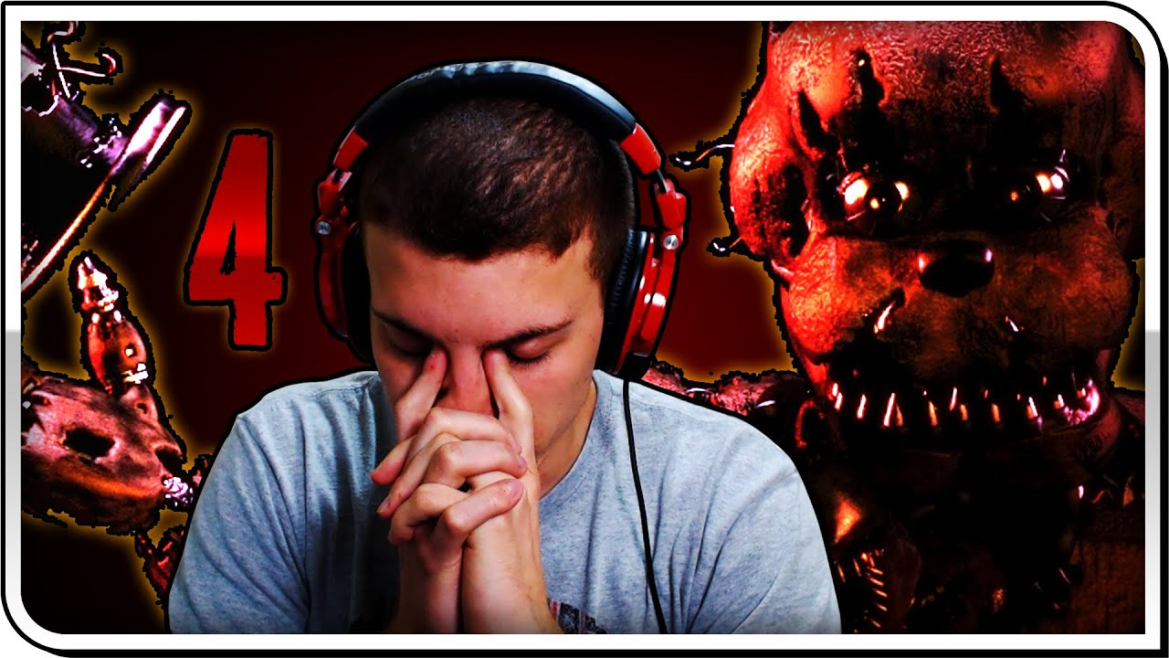 Five nights at freddy s 4 release date confirmed teaser youtube