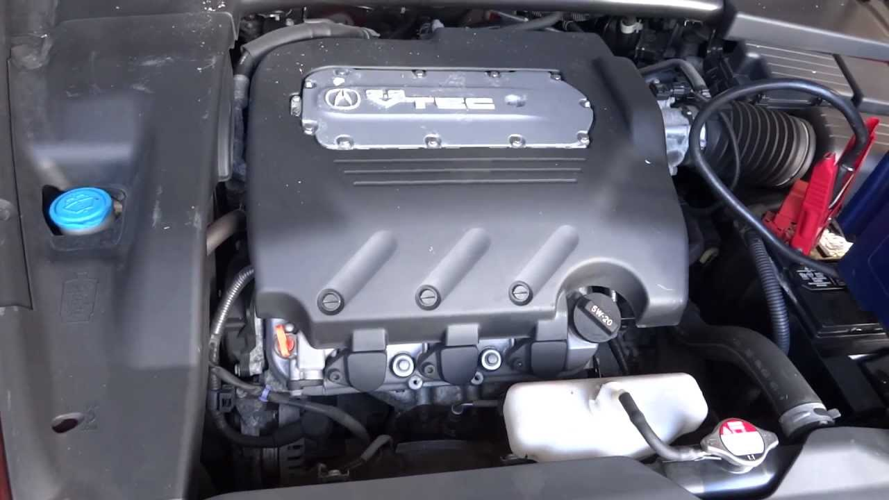 Acura TL L Engine With K Miles YouTube - Acura tl motor