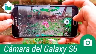 Samsung Galaxy S6 - Review de cámara