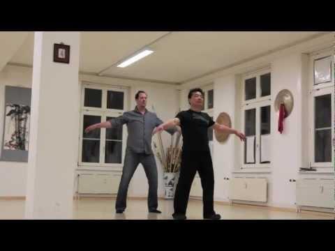 Qi Gong basics - Zhu Xinhua