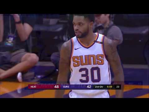 Miami Heat vs Phoenix Suns - November 8, 2017