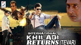 International Khiladi Returns - Dubbed Full Movie   Hindi Movies 2019 Full Movie HD