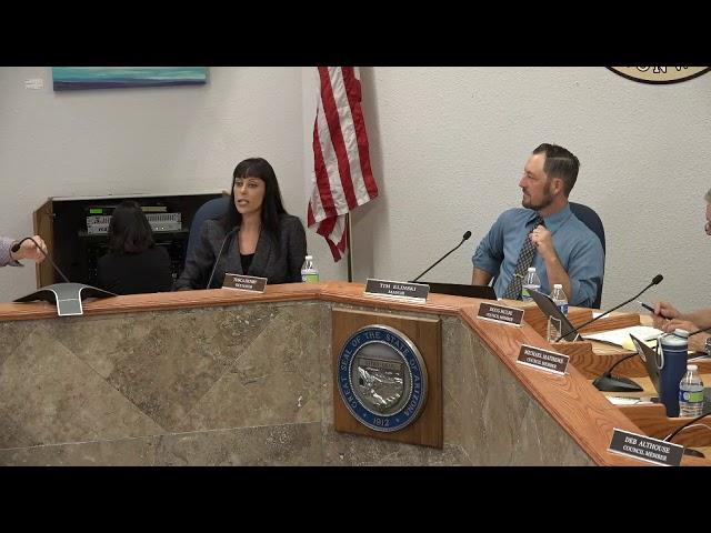 Cottonwood City Council Regular Meeting June 4 2019