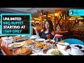 Unlimited BBQ Buffet Starting At ₹569 At AB's In Mumbai | Curly Tales