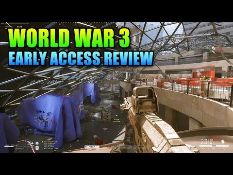 Battlefield Replacement? World War 3 Early Access Review