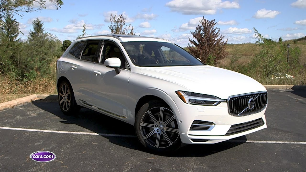 2018 Volvo XC60 Review — Cars.com - YouTube