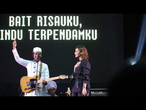 Download  Live Efek Rumah Kaca feat Najwa Shihab-Seperti Rahim Ibu | at tiba-tiba suddenly rekaman Gratis, download lagu terbaru