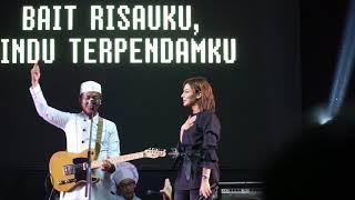 Live Efek Rumah Kaca feat Najwa Shihab-Seperti Rahim Ibu | at tiba-tiba suddenly rekaman