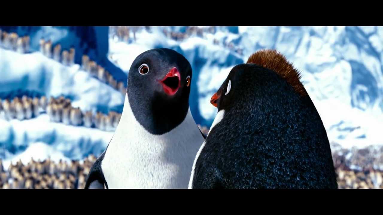 Happy Feet 2 El Pinguino Trailer Final Espanol Latino Full Hd