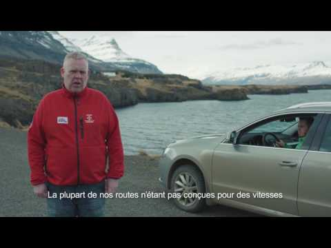 Iceland Academy | Driving in Iceland French LV