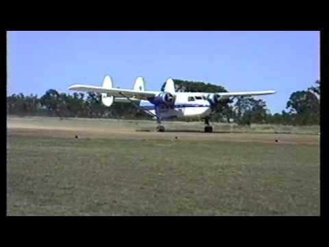Scottish Aviation Twin Pioneer - Australia