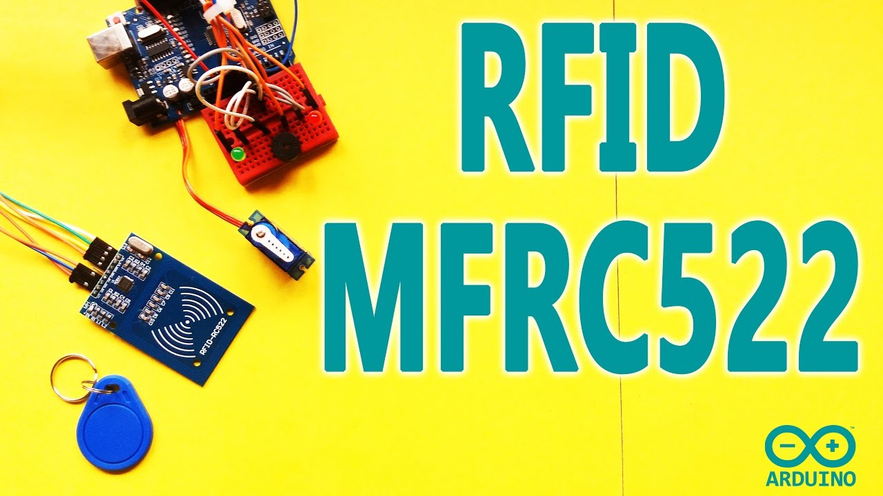 Arduino - Security Access Using RFID Reader (MFRC522): 4 Steps