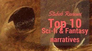 Top 10 Sci fi & Fantasy novels