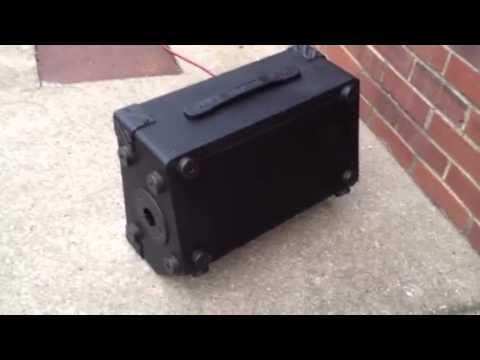 Kustom KPC10M Monitor Speaker - YouTube