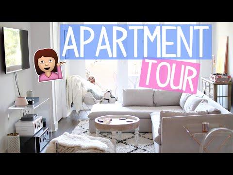Apartment Tour 2016!