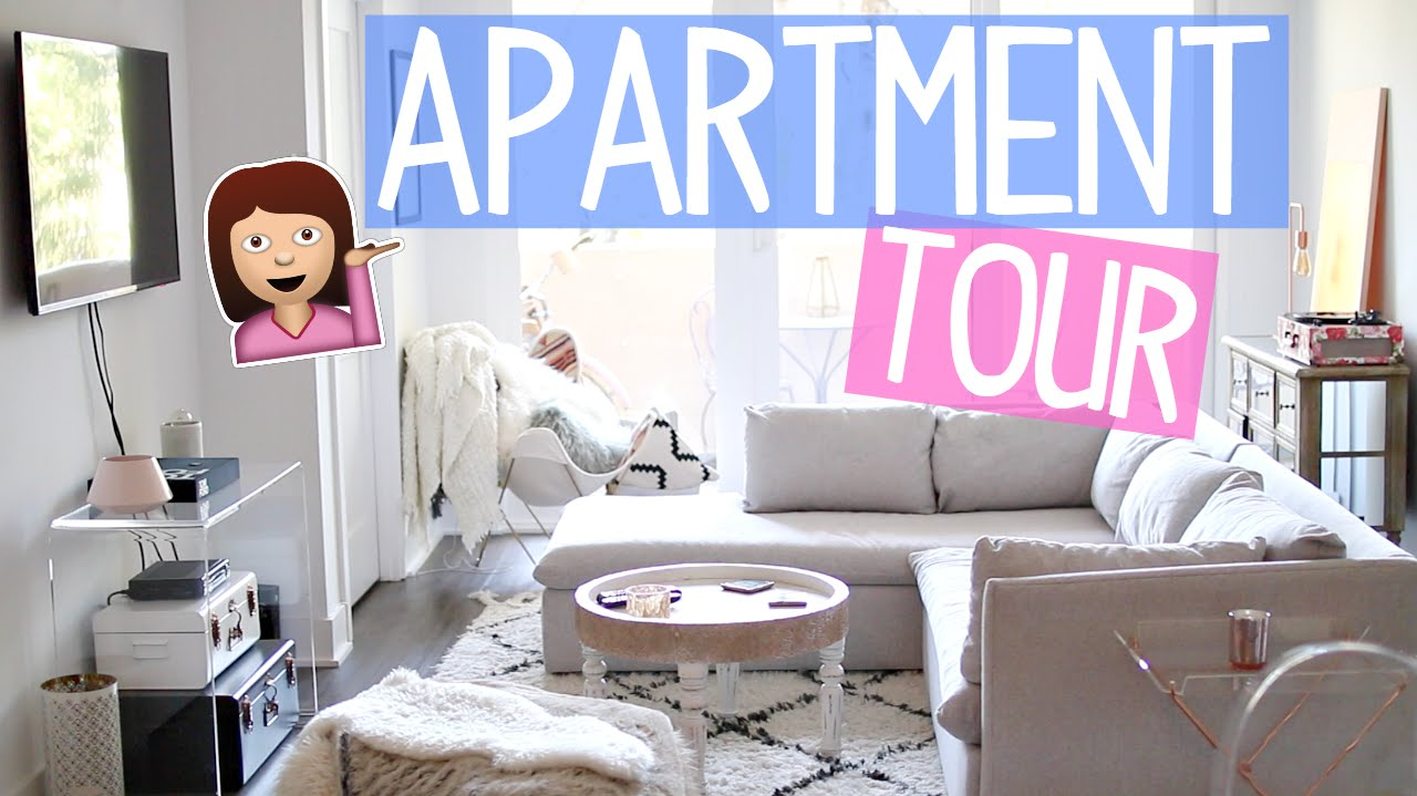 Apartment tour 2016 youtube for Home video tours