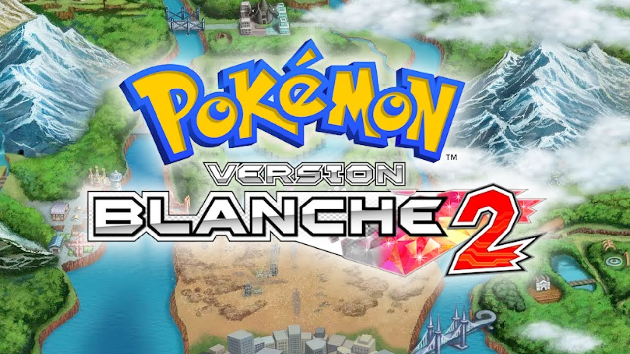 rom pokemon version blanche 2 fr