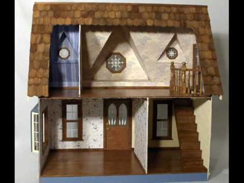 Greenleaf And Corona Concept Dollhouses By Deb Roberts Of