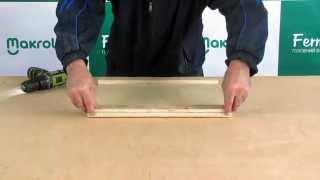 Makrol: видео-урок по сборке малой заглушки клетки для кроликов