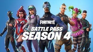 BATTLE PASS SEASON 4 | AVAILABLE NOW thumbnail
