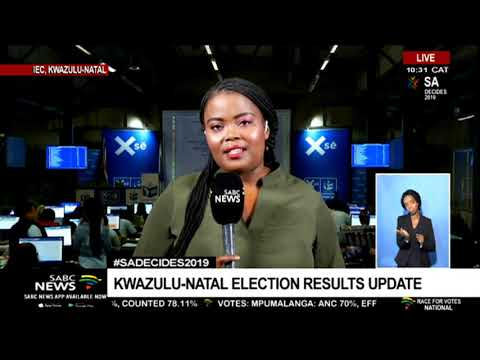 #SAElections2019 | KwaZulu-Natal election results update