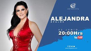 Alejandra Ávalos revela el nombre de la actriz por la que se divorció de Ciangherotti  #EnCasaDeMara