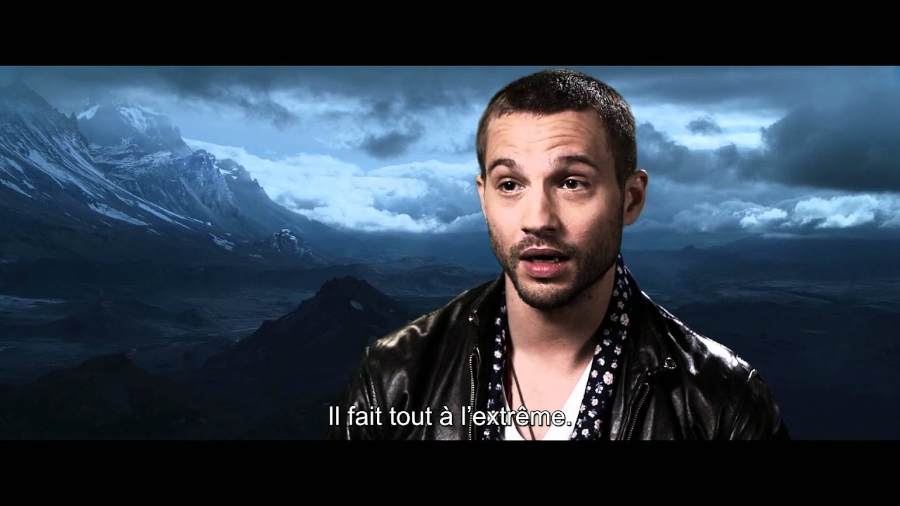 Prometheus- Logan Marshall-Green parle de son personnage Holloway VOST HD