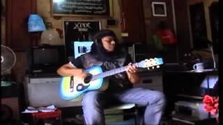 Zuar XPDC dengan gitar kapok