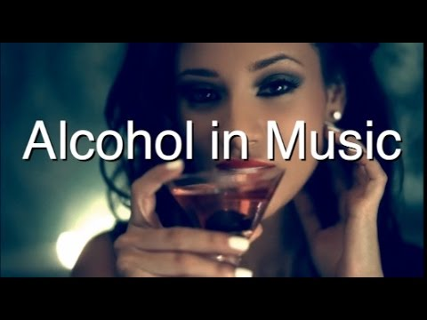 Alcohol in Music | Pop Music | Musicals